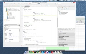 IDE Running in Unity View in Fusion on OSX